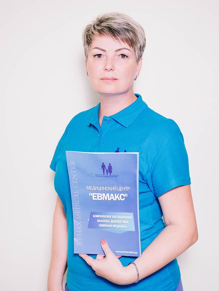Ольшанская Светлана Михайловна