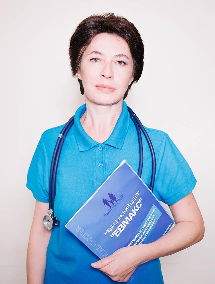 Подлевская Наталья Владимировна
