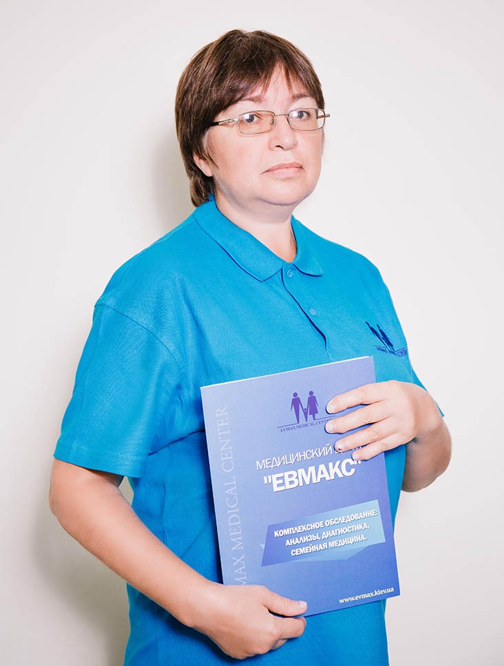 Дриняева Вера Владимировна