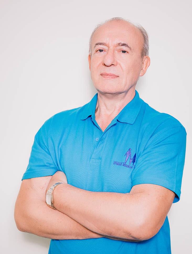 Врач Уролог - Андролог Киев Евмакс Пивоваров Вячислав Дмитрович