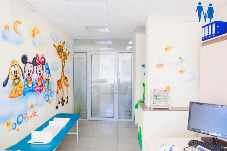 Частный педиатрический кабинет Евмакс-min