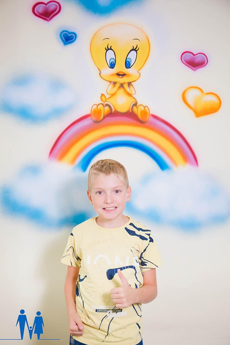 Детская часная Клиника Киев-min