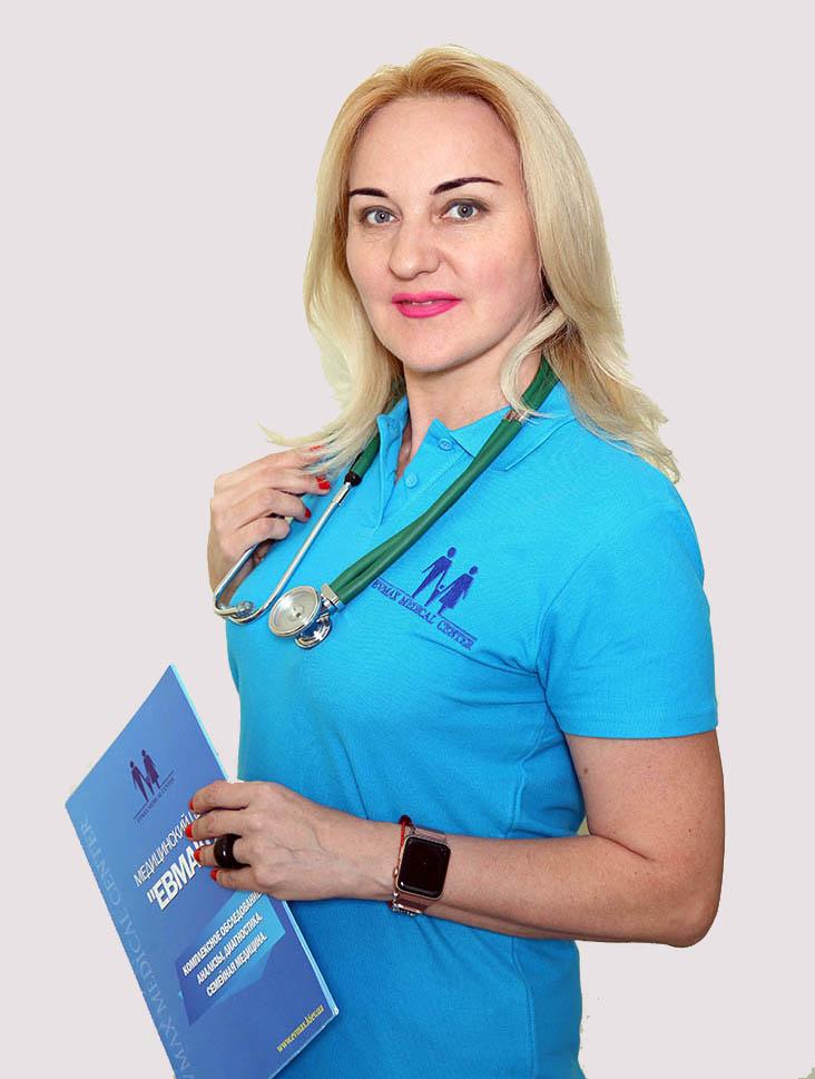 Рогожина Юлия Петровна