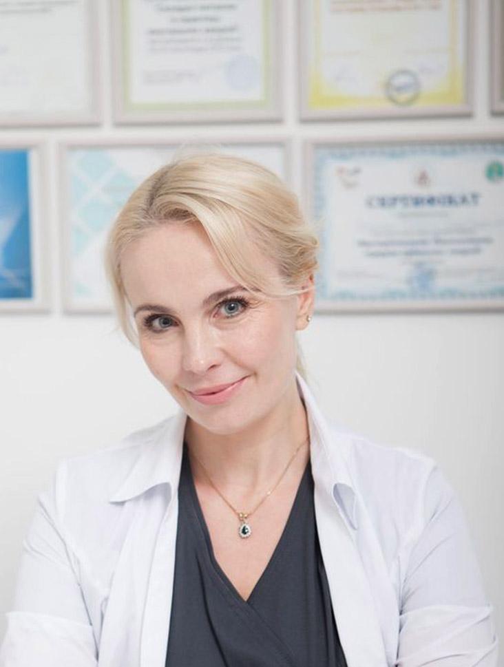 Капинус Ярослава Сергеевна Консультация 500 грн